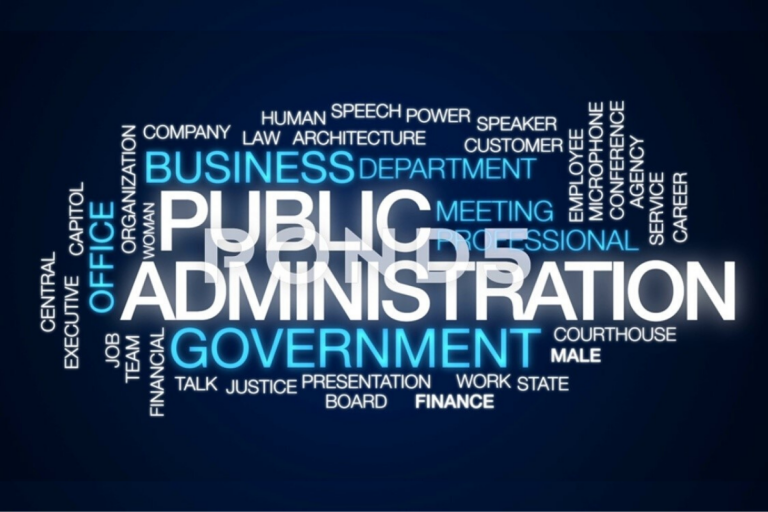 Public administration :an introduction